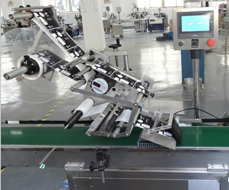 自動ステッカー上面ミルクカップラベル付け機メーカー