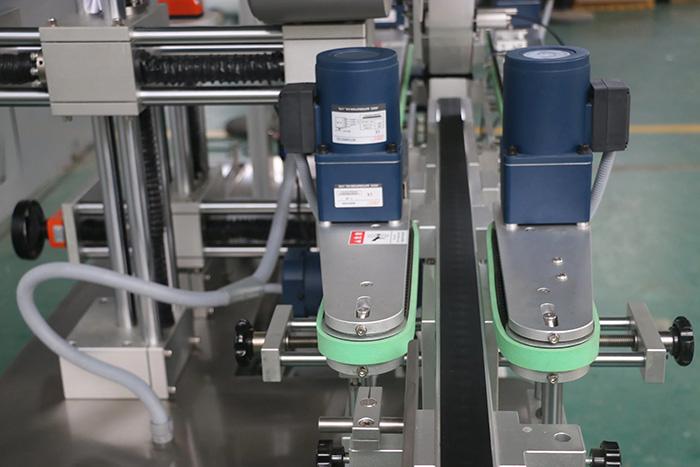 自動両面ステッカーラベリングマシンの詳細