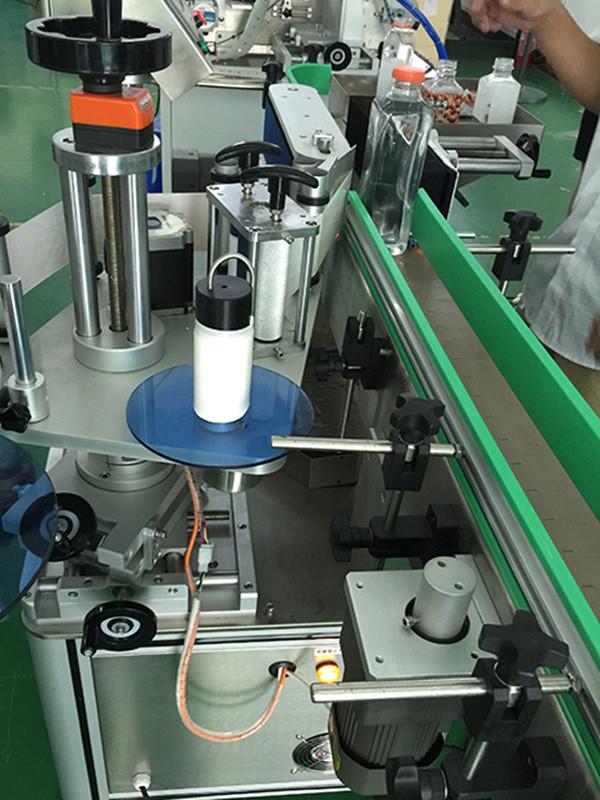 自動垂直正方形ボトル4面ラベルマシンの詳細