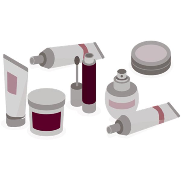 化粧品ラベリング機器